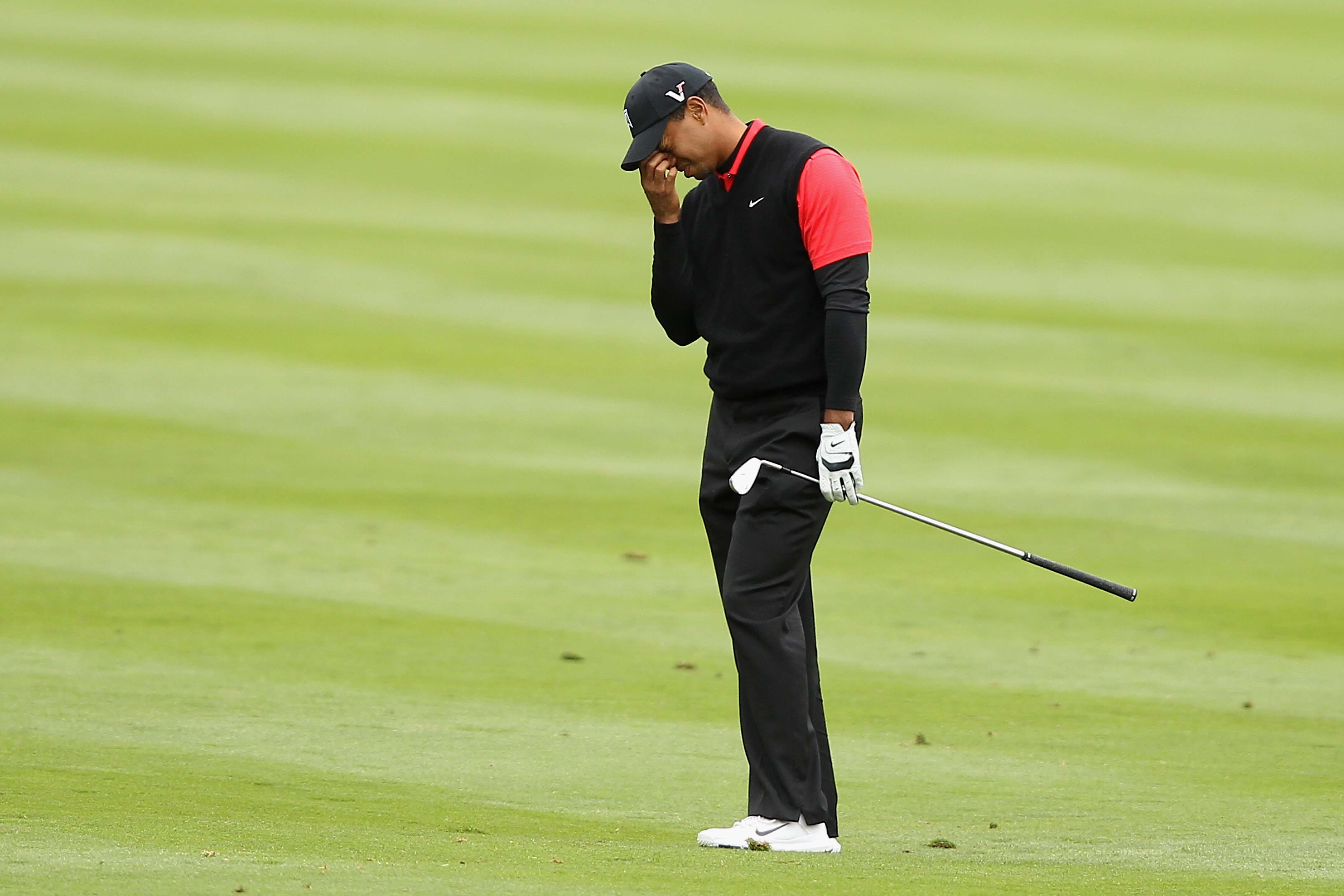 Who does Woods think he is - Jordan Spieth?