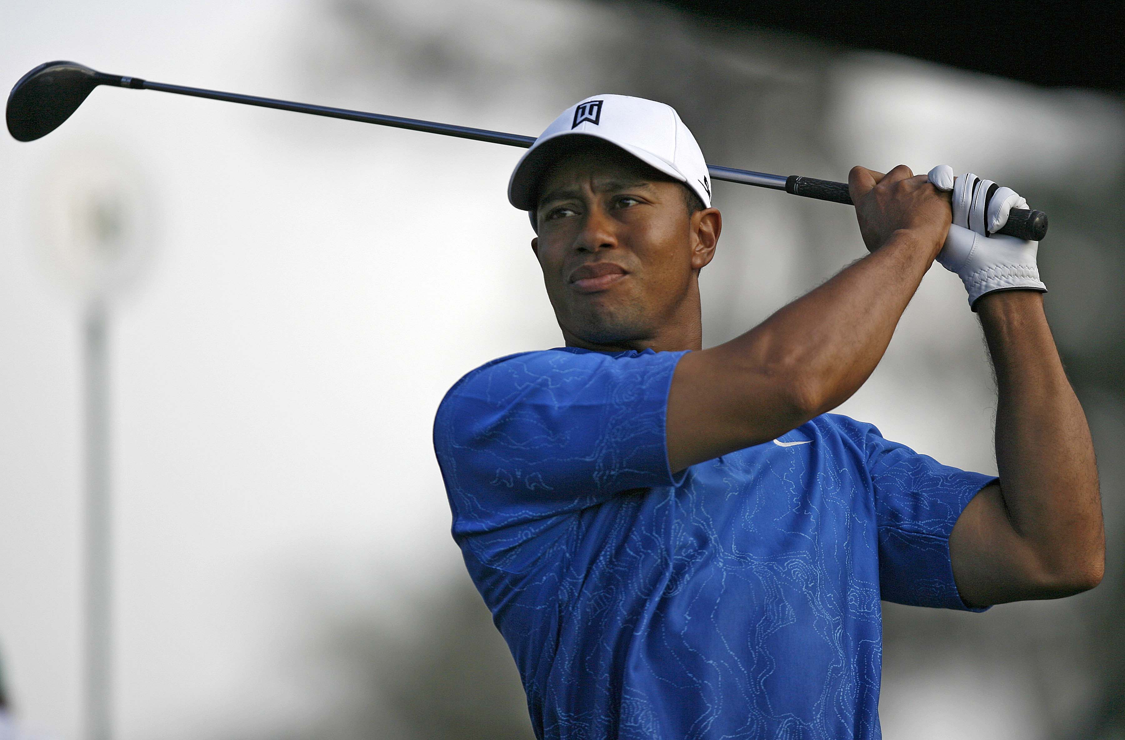 Woods plays actual holes! Take us to Defcon 2!