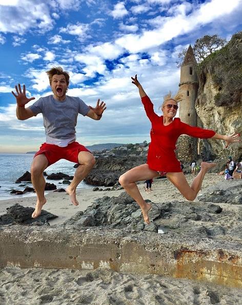 Natalie Gulbis and Josh Rodarmel