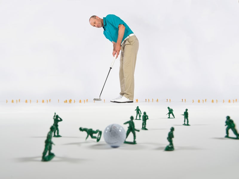 Putting: How to build more precision