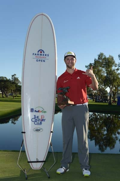 Farmers Insurance Open: Jon Rahm