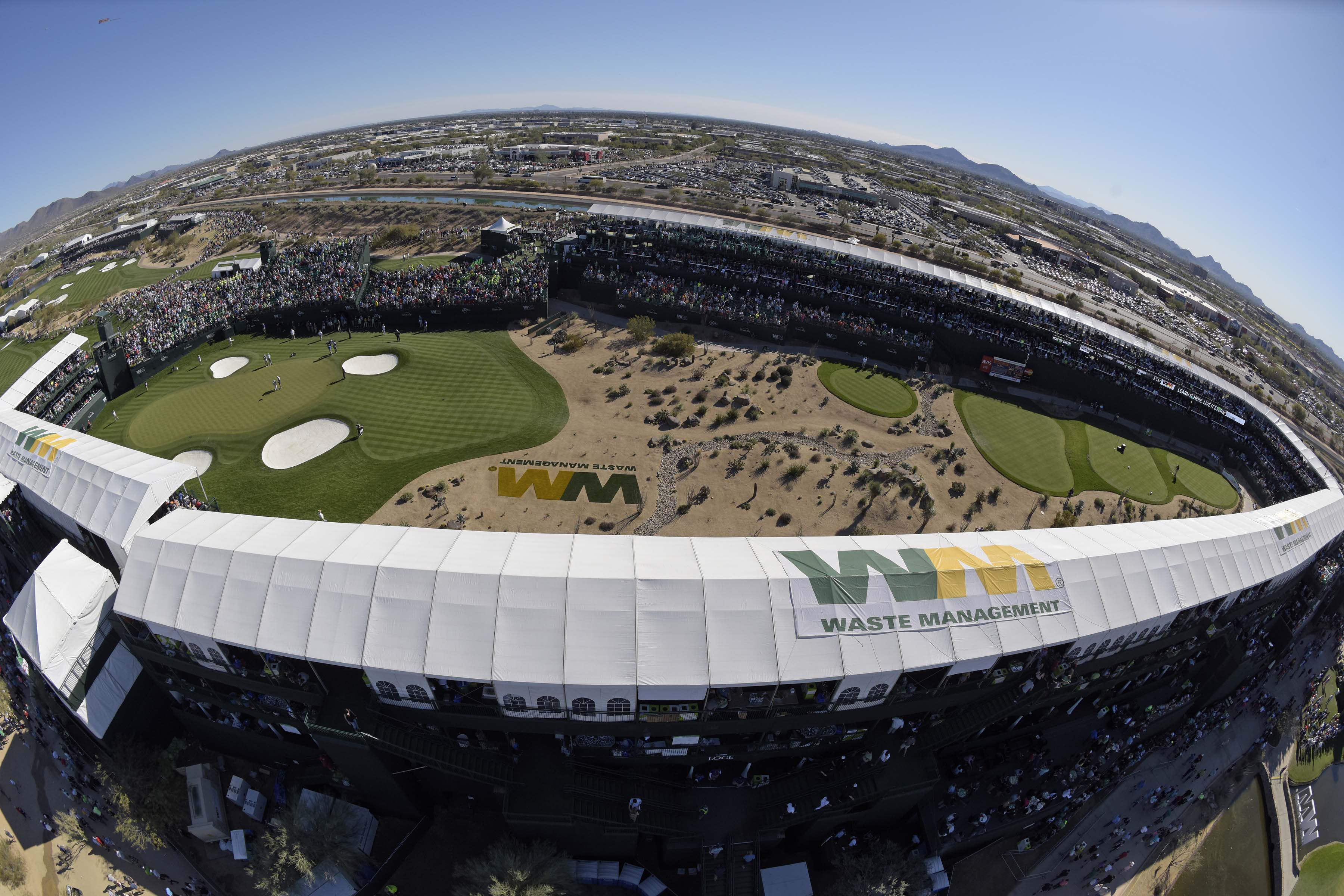 TPC Scottsdale, 16th hole