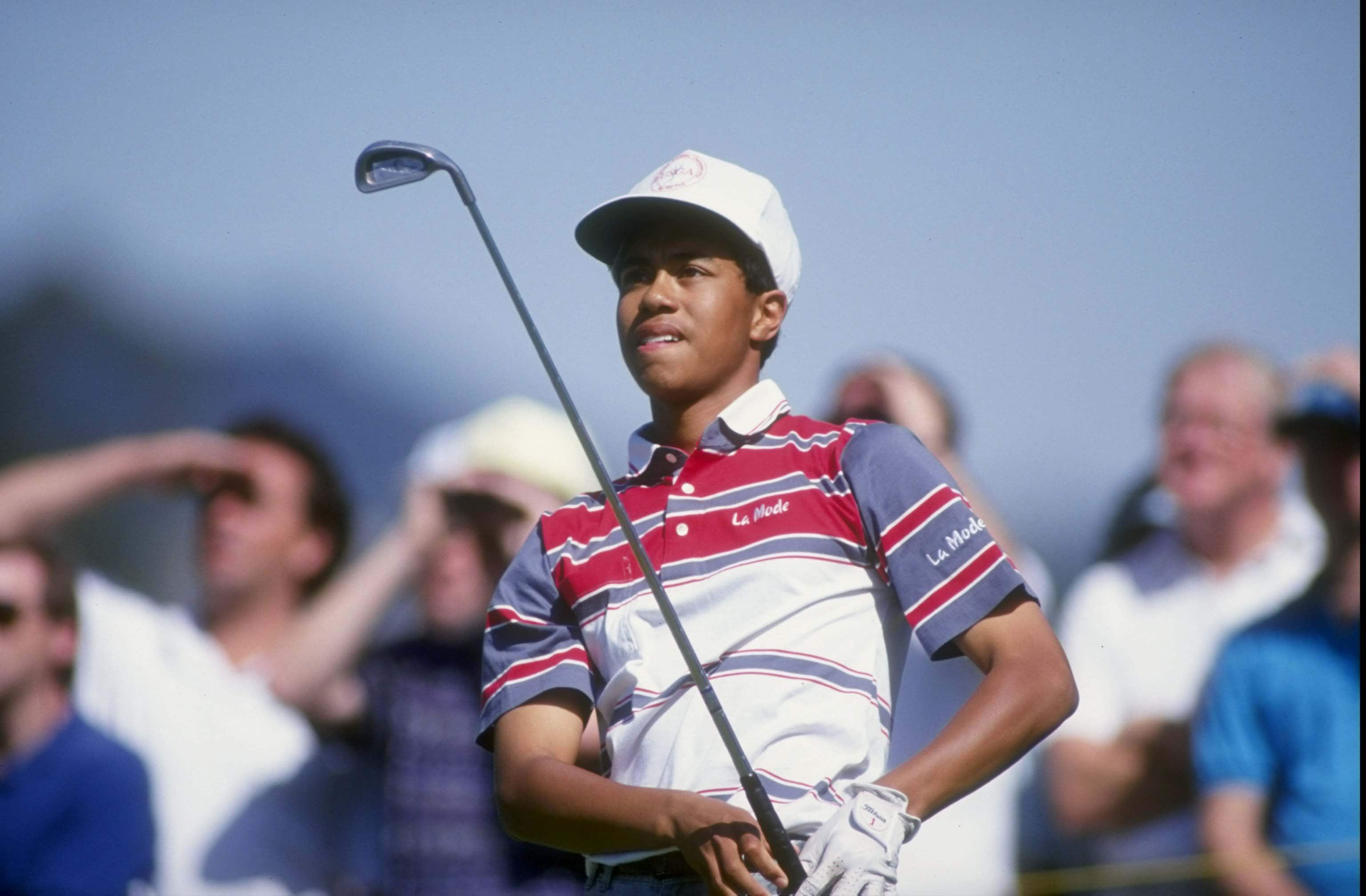And then there was this 16-year-old kid in 1992