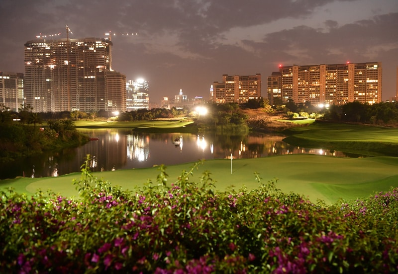 9th at DLF Golf & Country Club