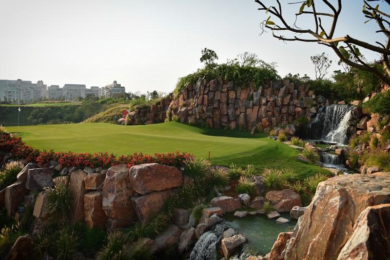 17th at DLF Golf & Country Club