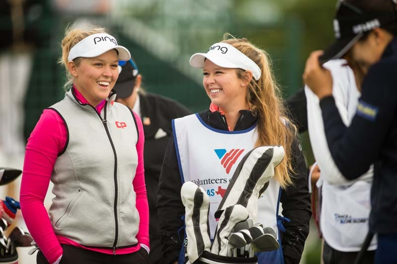 Brooke and Brittany Henderson