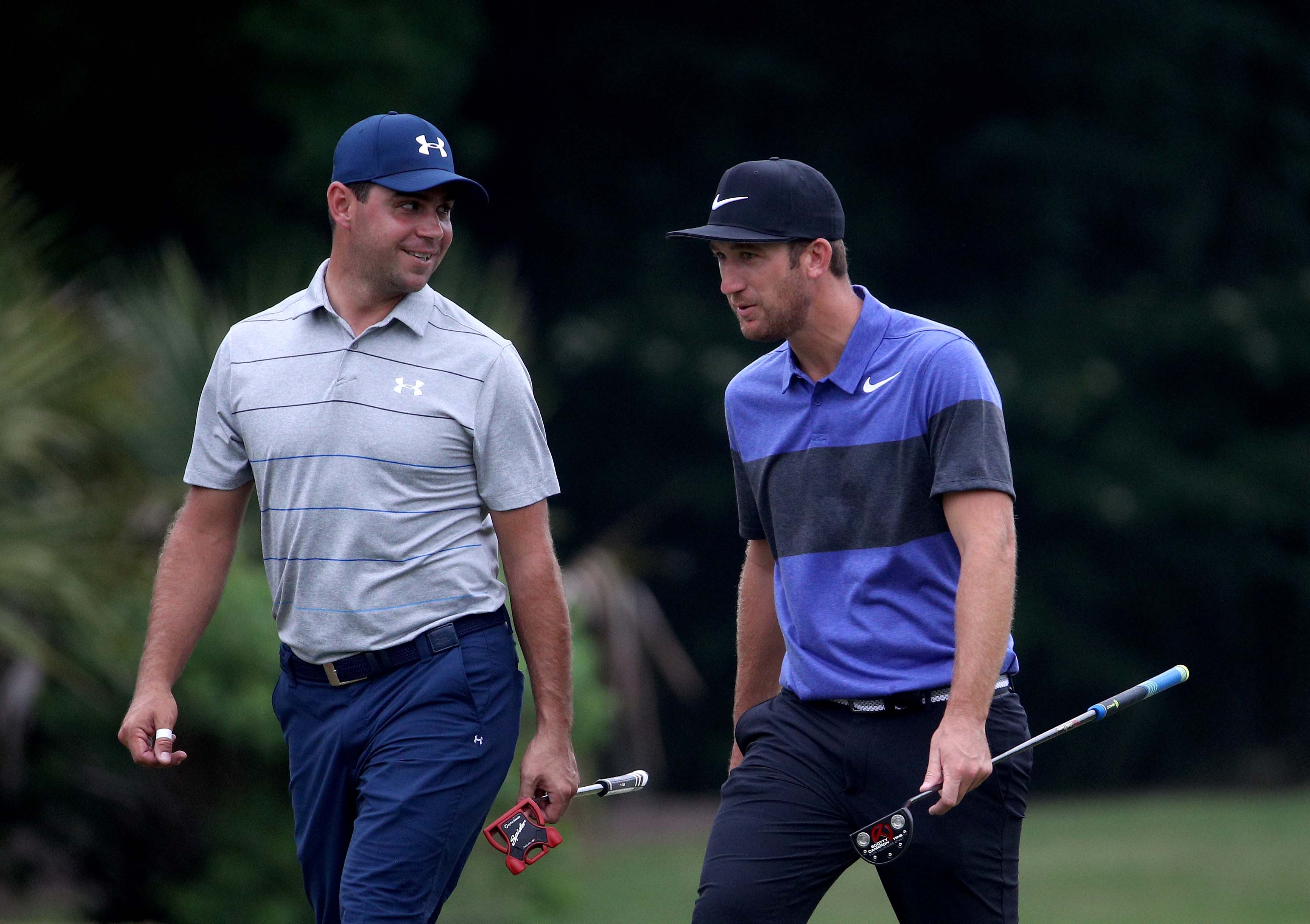 Gary Woodland and Kevin Chappell