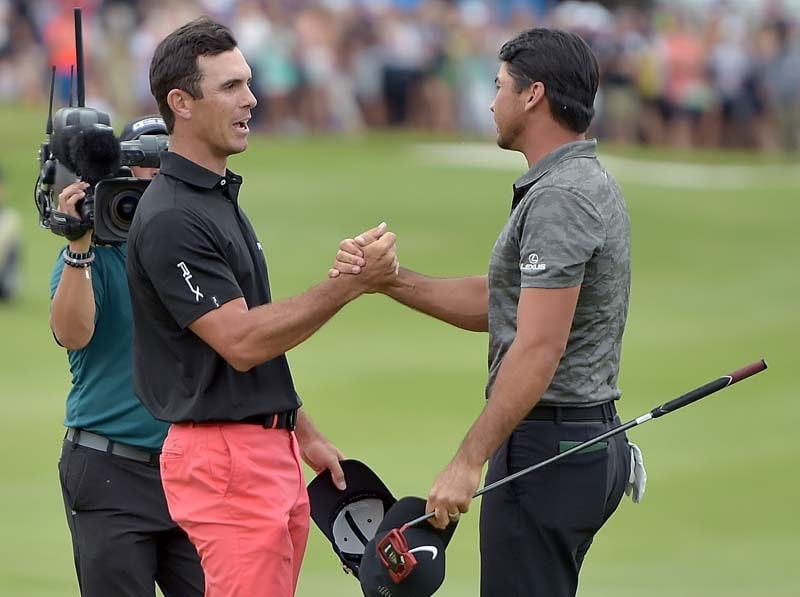 Billy Horschel and Jason Day