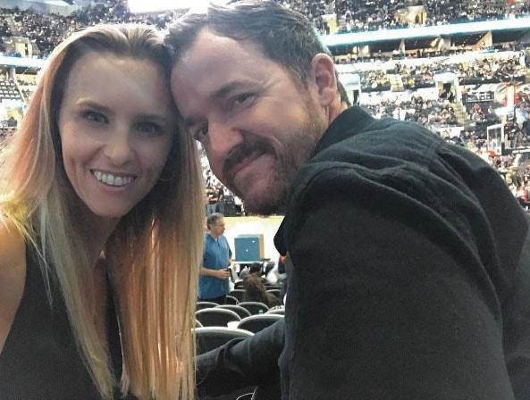 Erin and Jimmy Walker