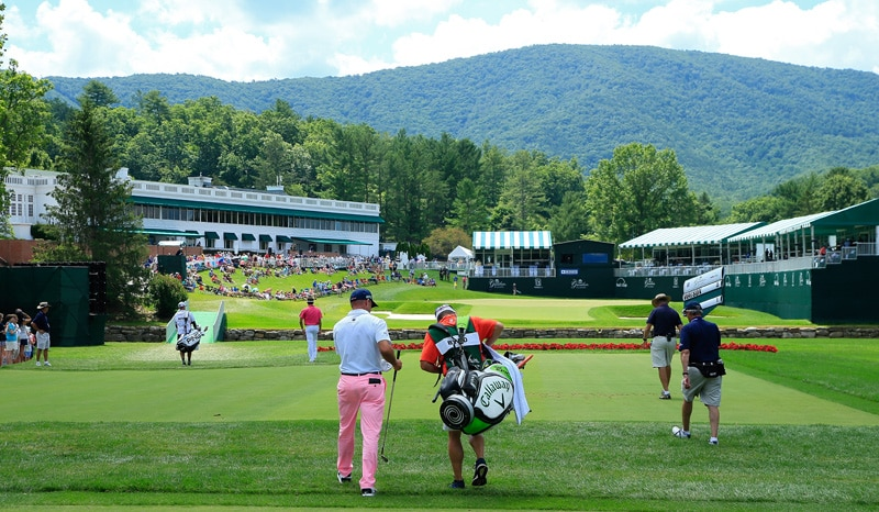 18th at The Greenbrier