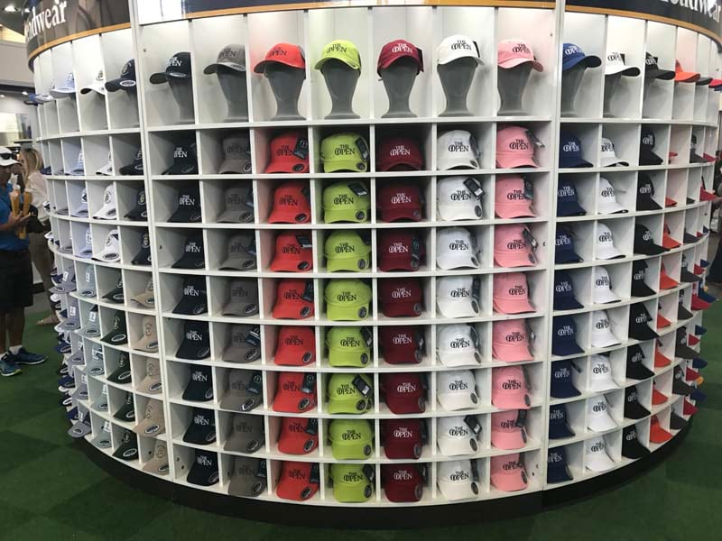 Open hats on hats on hats