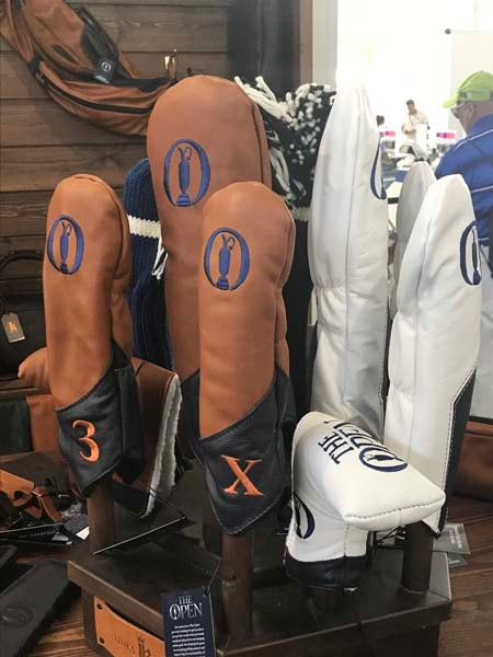 Even more Open head covers