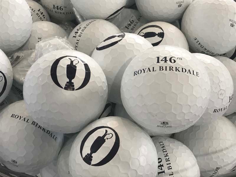 Open bouncy balls