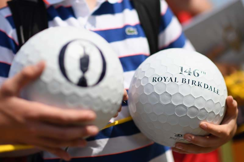 The Open at Royal Birkdale