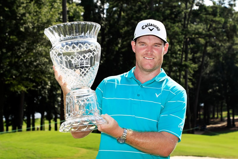 Barbasol Championship: Grayson Murray