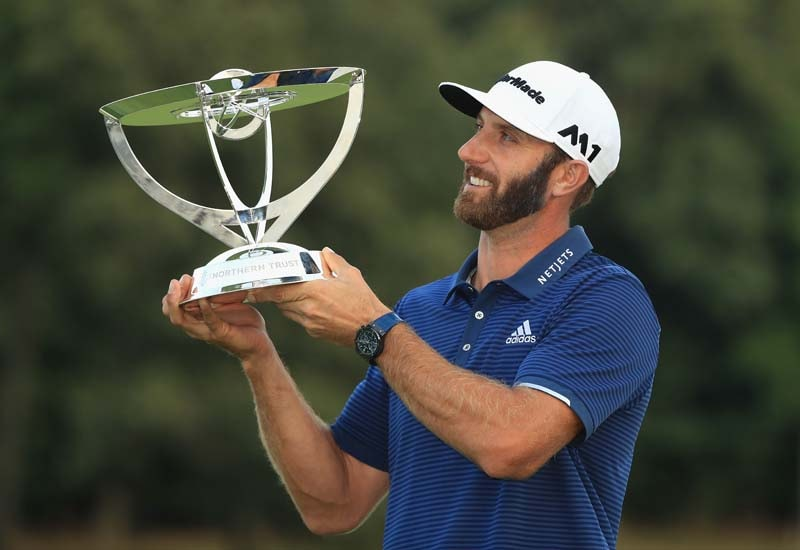The Northern Trust: Dustin Johnson
