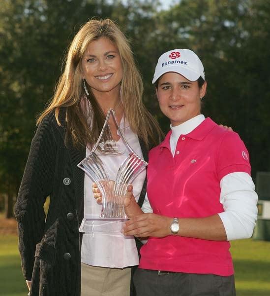 Kathy Ireland and Lorena Ochoa