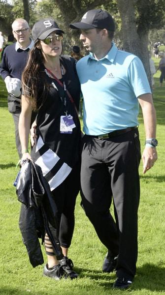 Angela and Sergio Garcia