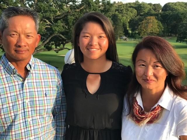 Lee, Megan and Nou Khang