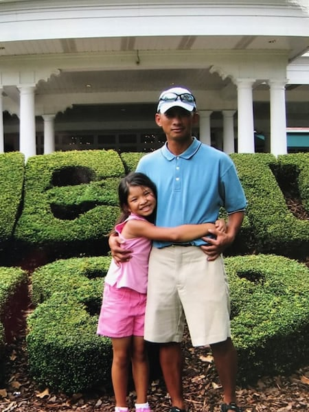 Megan and Lee Khang