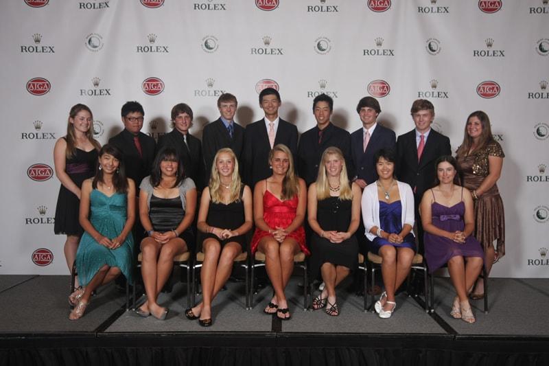 2009 AJGA First Team selections