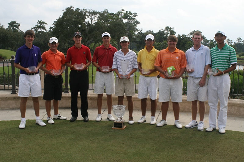 2010 Junior Players Championship