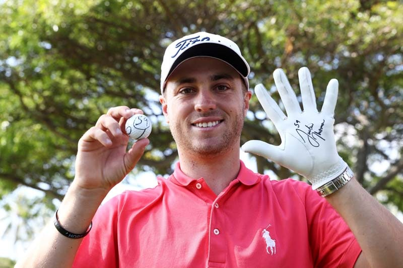 Thomas becomes youngest to shoot 59