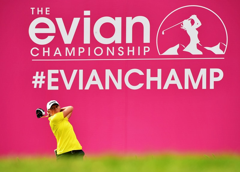 Stacy Lewis skips the Evian Championship