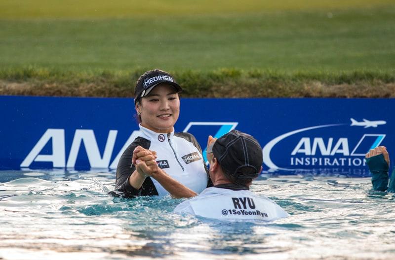 So Yeon Ryu wins the ANA Inspiration