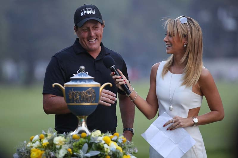 WGC-Mexico Championship: Phil Mickelson