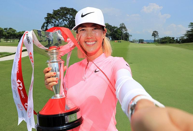 HSBC Women's World Championship: Michelle Wie