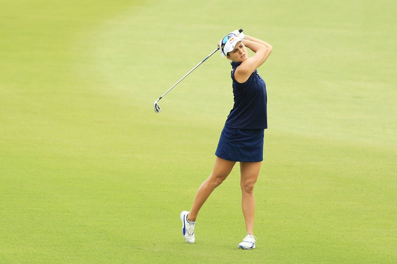 Lexi swing sequence, 8