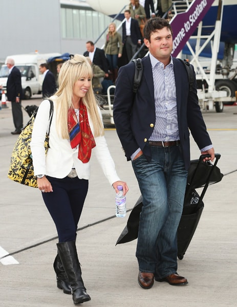 Patrick and Justine Reed