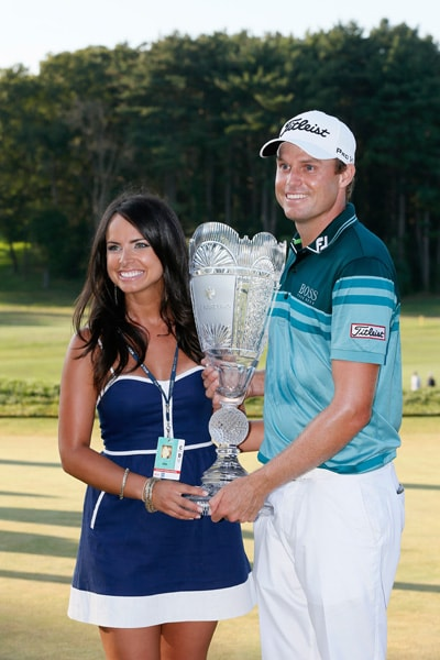 Bmw The Woodlands >> Best of: Wins and wives on tour | Golf Channel