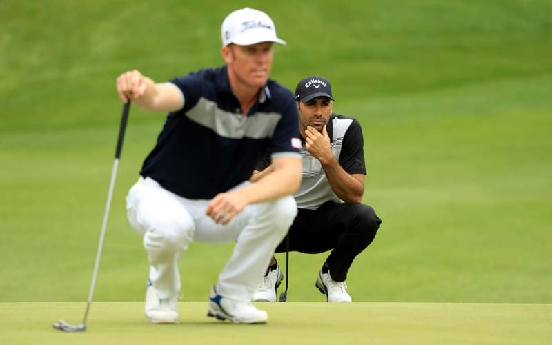 Andrew Dodt and Alvaro Quiros