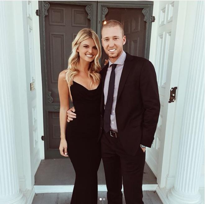 Tori Slater and Daniel Berger