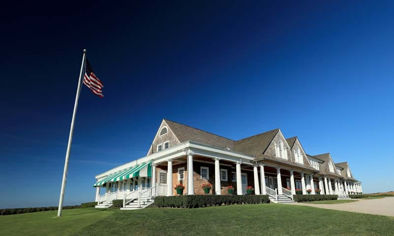 Clubhouse at Shinnecock Hills