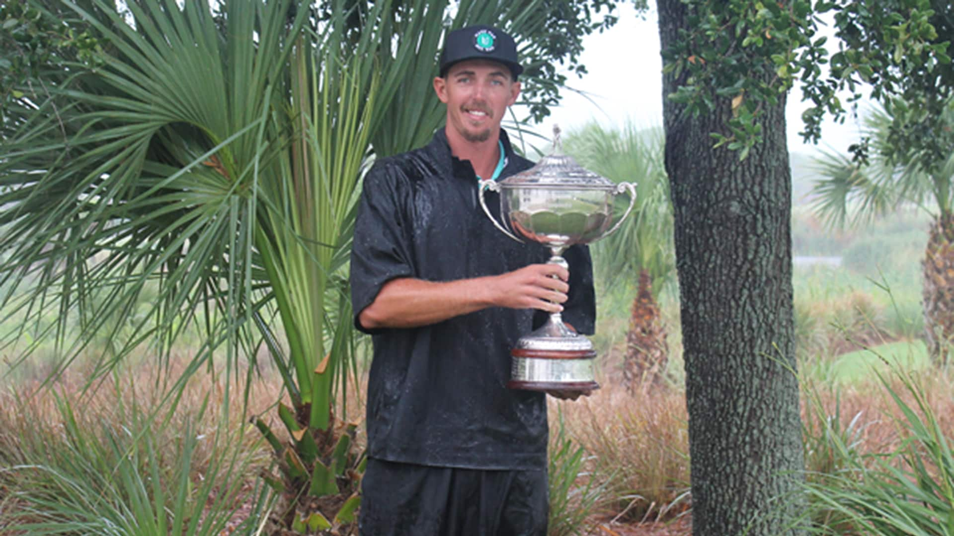2018 Florida State Golf Association Mid-Amateur champion Marc Dull