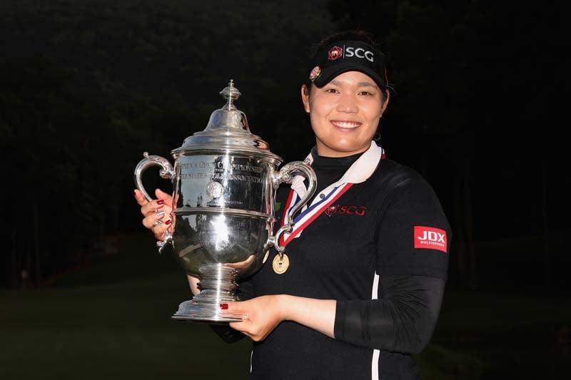 U.S. Women's Open: Ariya Jutanugarn