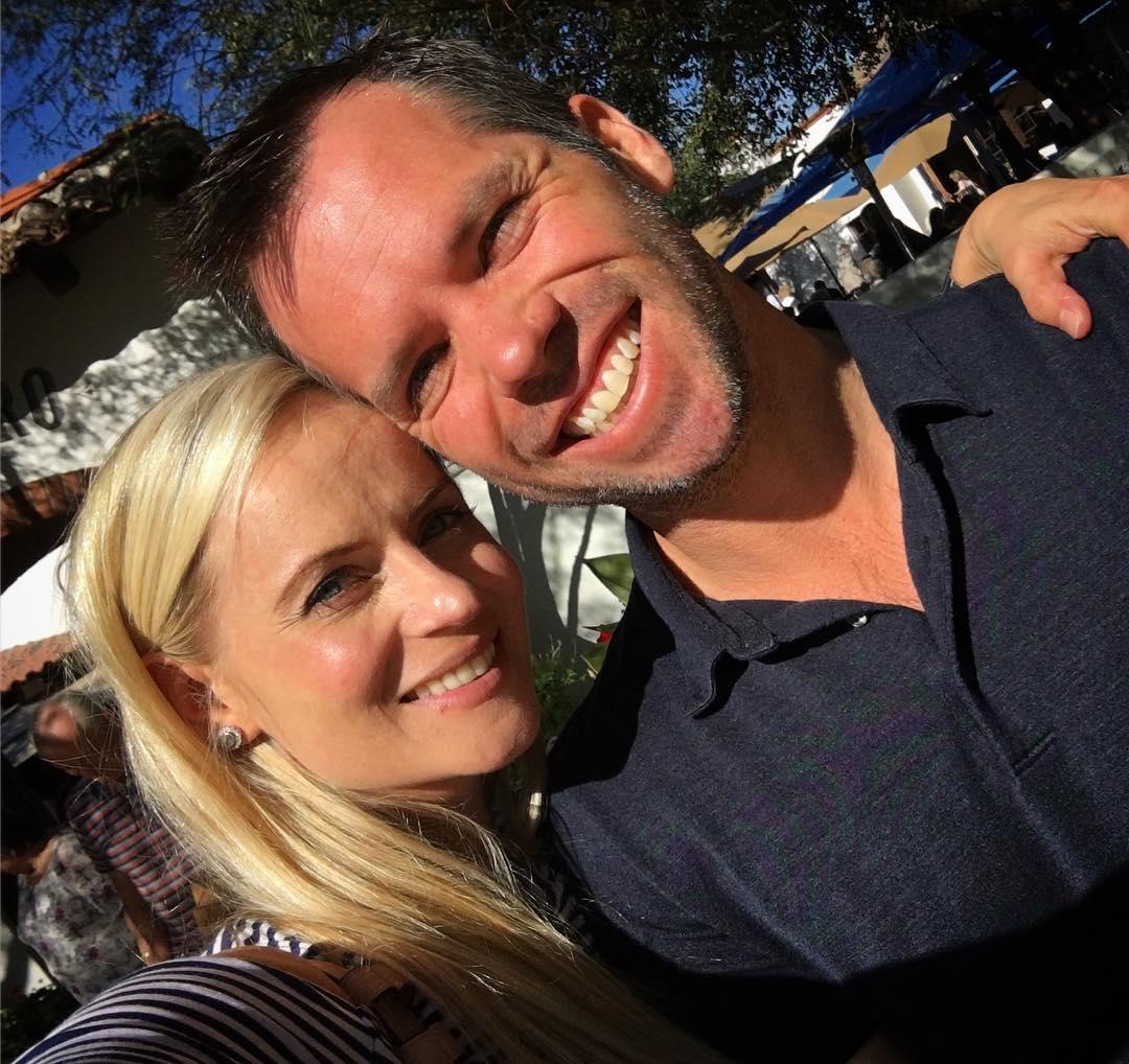 Paul Casey and Pollyanna Woodward