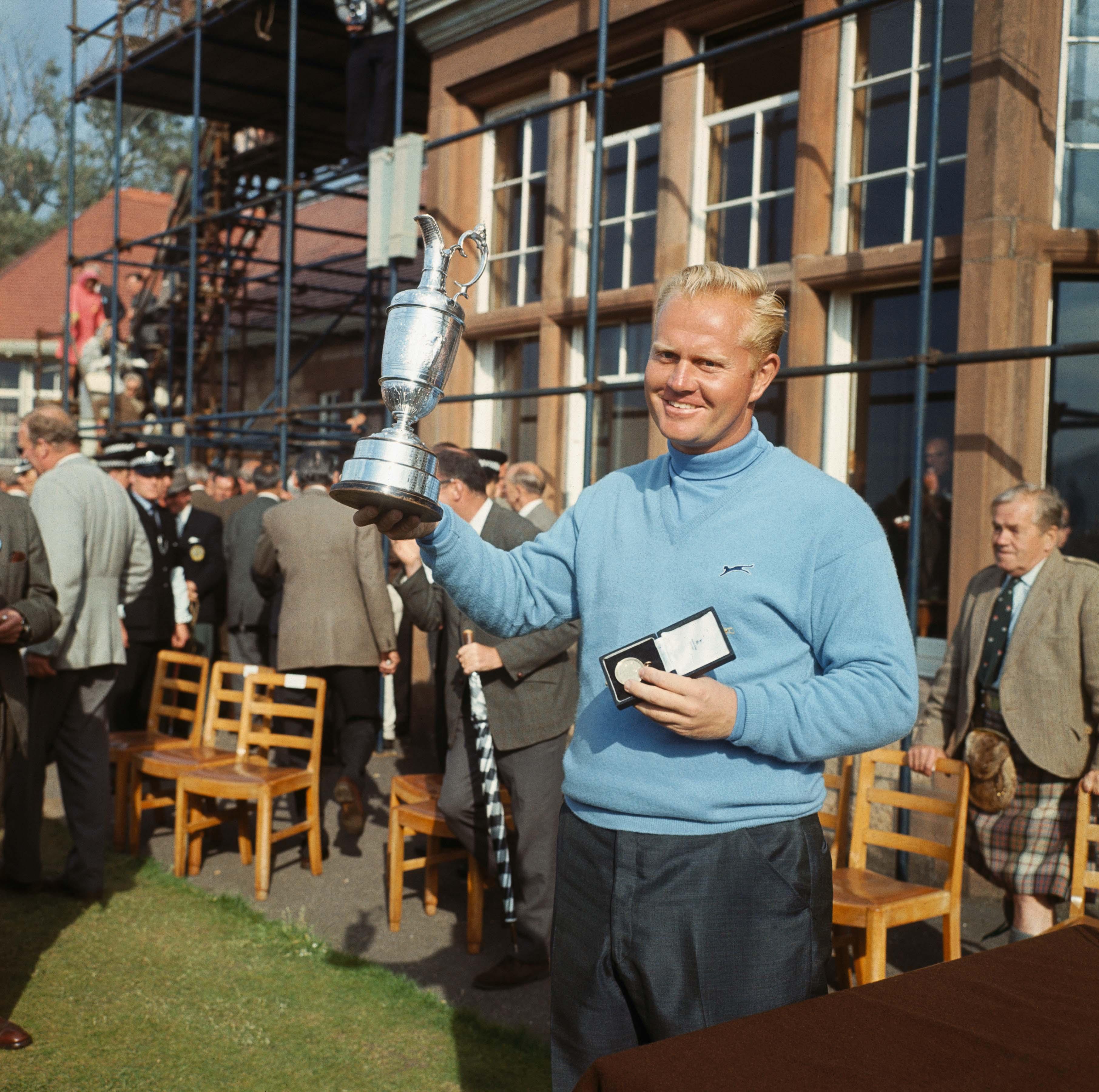 Claret jug, 1966