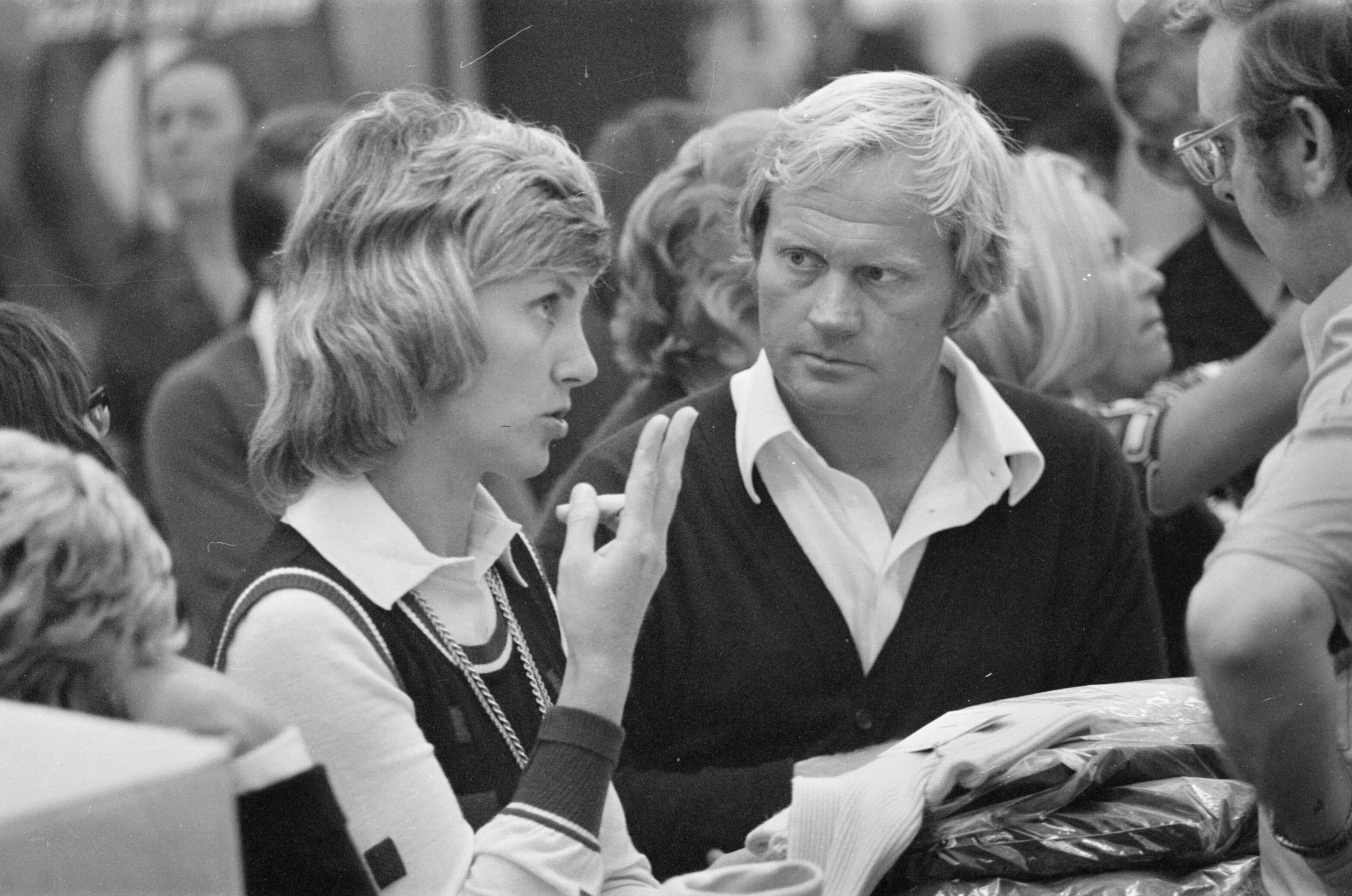 Shopping with Barbara, 1974