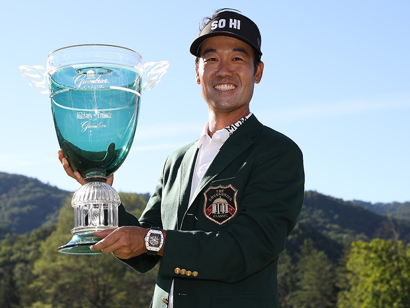 A Military Tribute at The Greenbrier: Kevin Na