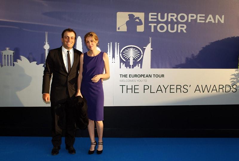 Francesco and Valentina Molinari
