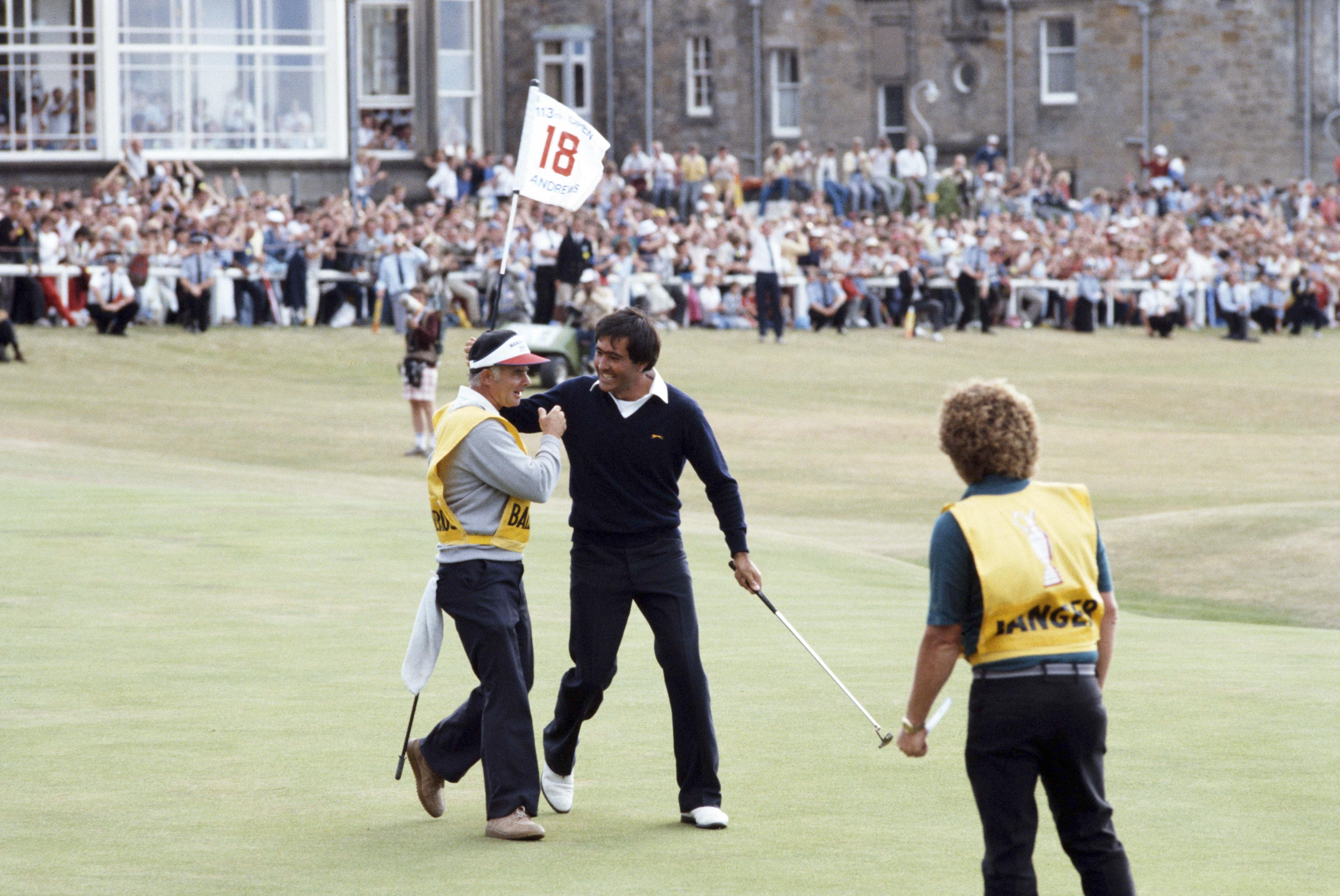 6. 1984 Open Championship