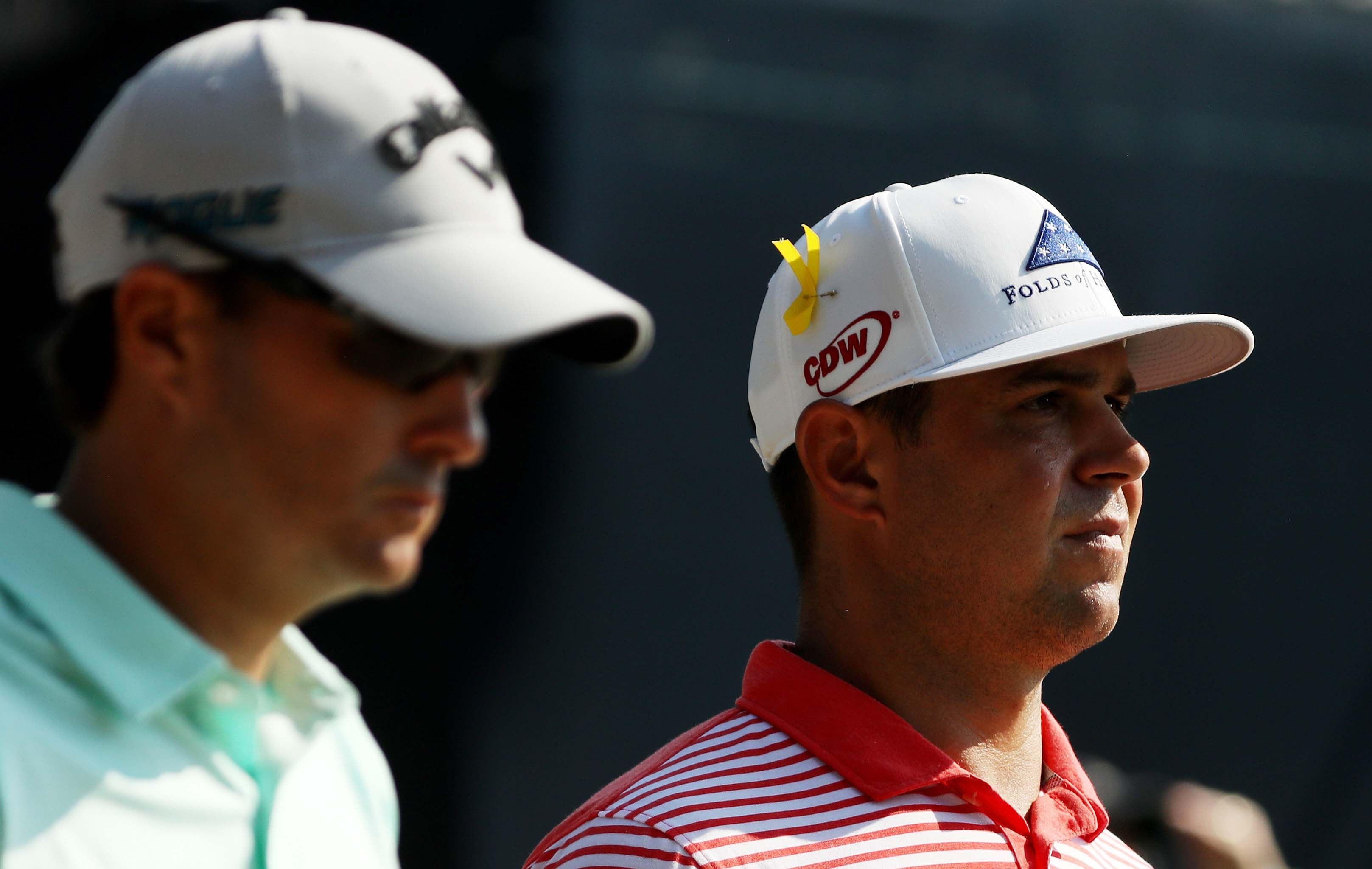 Kevin Kisner and Gary Woodland