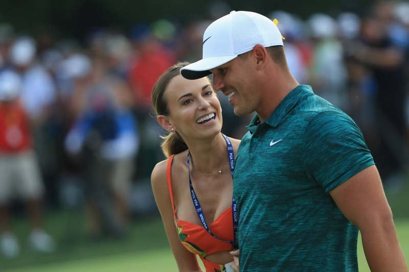 best of  brooks koepka and jena sims