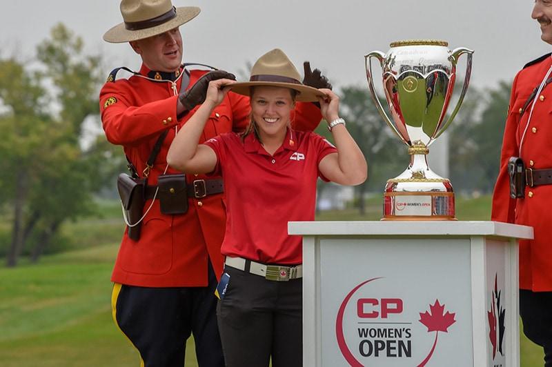 CP Women's Open: Brooke Henderson
