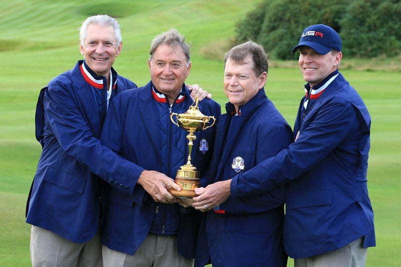 Raymond Floyd, Andy North, Tom Watson, Steve Stricker