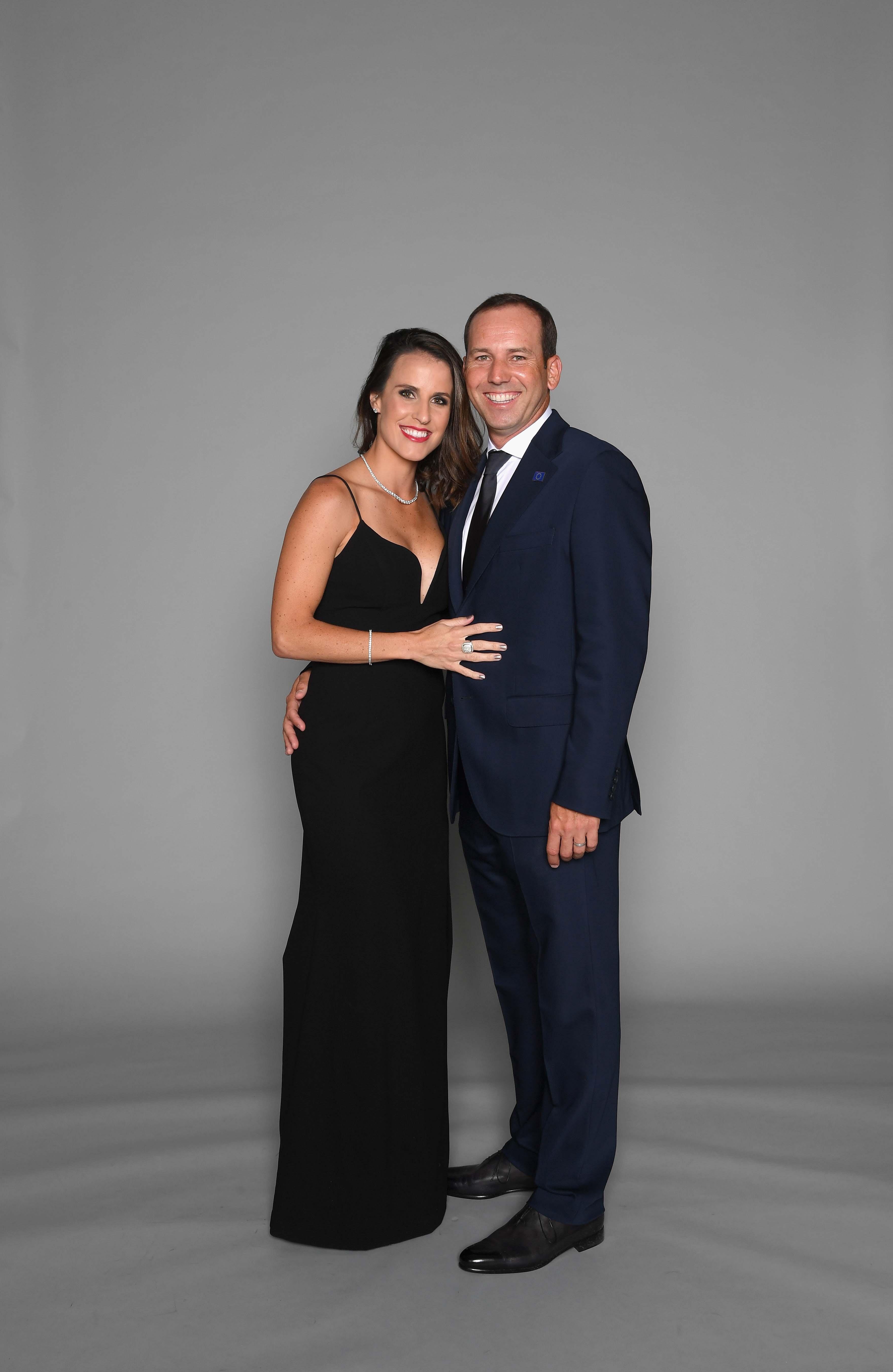 Sergio and Angela Garcia